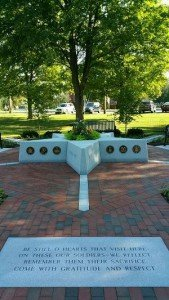 Veterans' Memorial